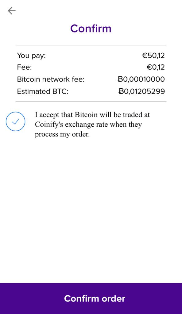 Abra Bitcoin kauf Zusammenfassung