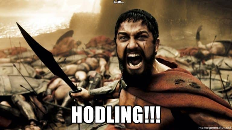 I..AM... Hodling