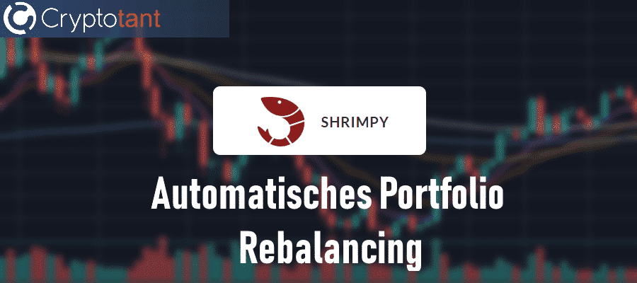 Shrimpy Portfolio Rebalancing