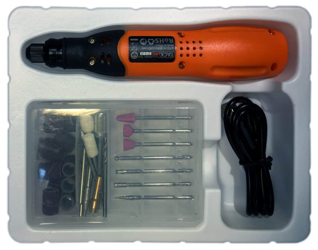 Tacklife Mini Multifunktionswerkzeug  -Lieferumfang