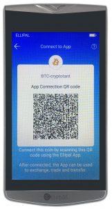 Ellipal Wallet - Ellipal App verbinden