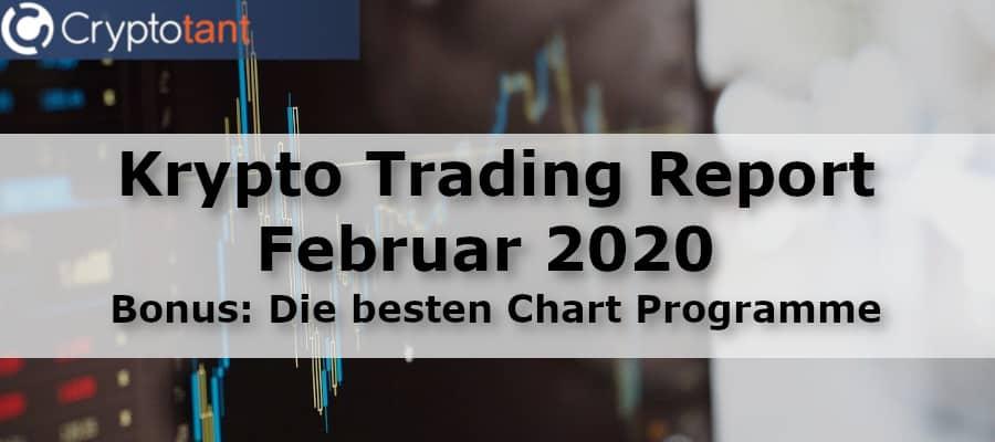 Trading Report Februar 2020