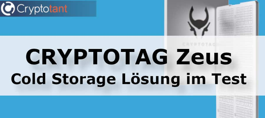 Cryptotag Zeus Test
