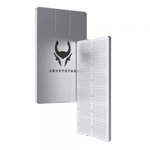 CRYPTOTAG Zeus Cold Storage Lösung